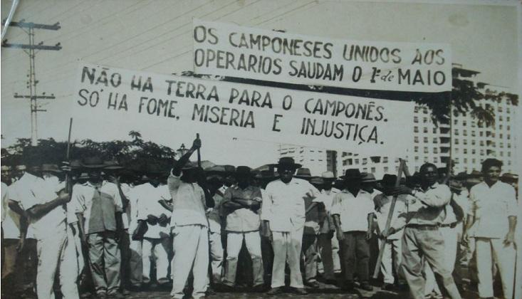 Os levantes dos camponeses e a triste memória da ditadura em Pernambuco -  #OxeRecife