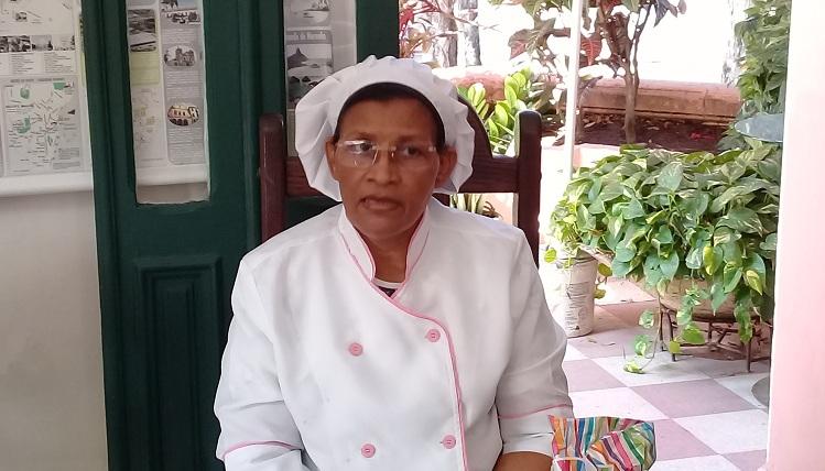 Dona Rosa, a mulher coragem, que assumiu um hotel em plena pandemia